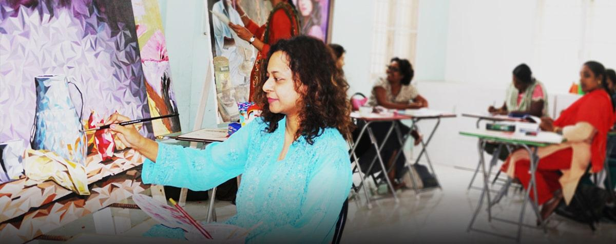 Online Academy Courses of Dessin Academy, Institute of Fine Arts