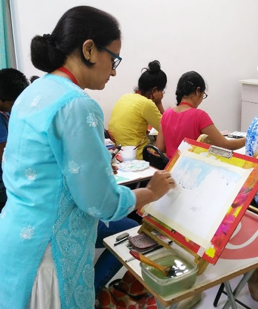 Diploma in Fine Arts - Painting, Dessin Courses, Chennai