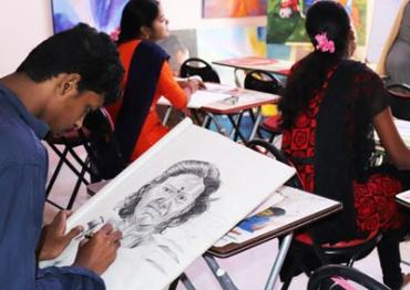 Online Portrait Classes in chennai